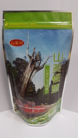 山葵山胡椒鹽300g(鋁箔袋)