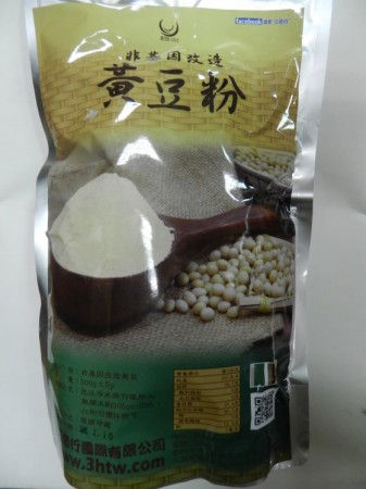 非基因改造黃豆粉