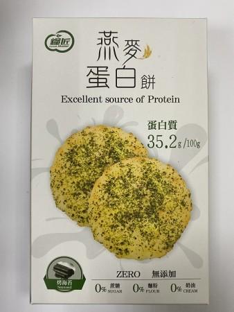 燕麥蛋白餅-烤海苔