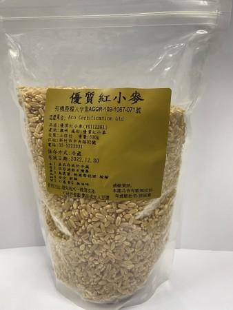 麥-優質紅小麥600公克