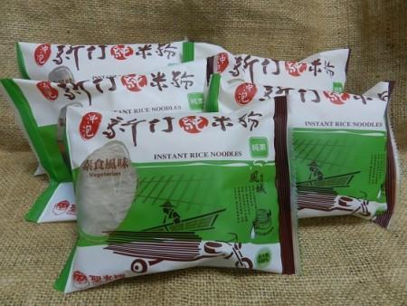 新竹純米粉(沖泡式.素食風味)5包