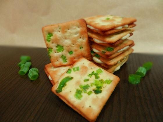 法式軋ㄍㄚ餅(香蔥)
