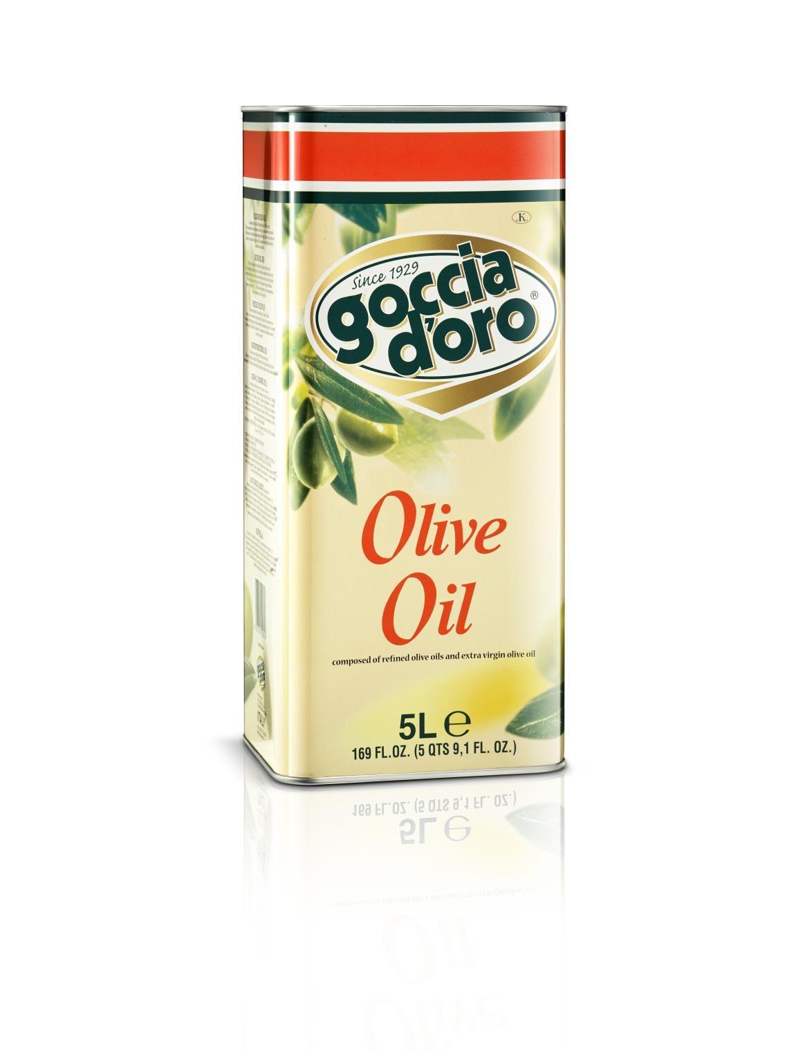 義大利得康純橄欖油(Olive Oil)-5公升