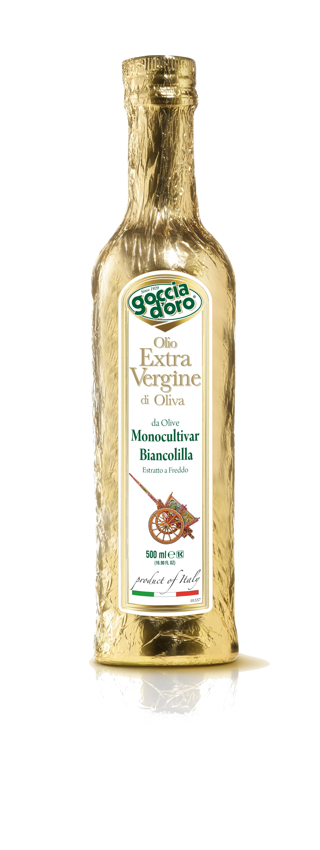 義大利得康特級純橄欖油-500ml(金瓶)※限量