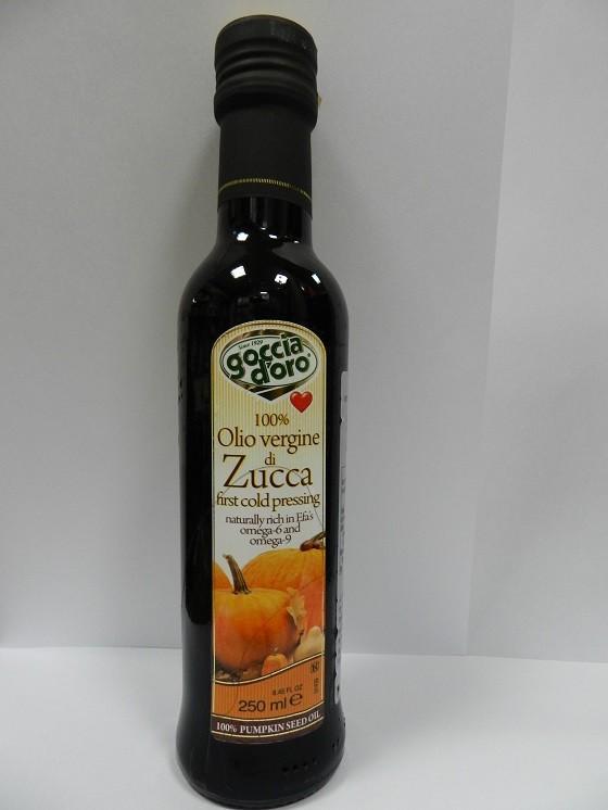 義大利得康純南瓜籽油-250ml