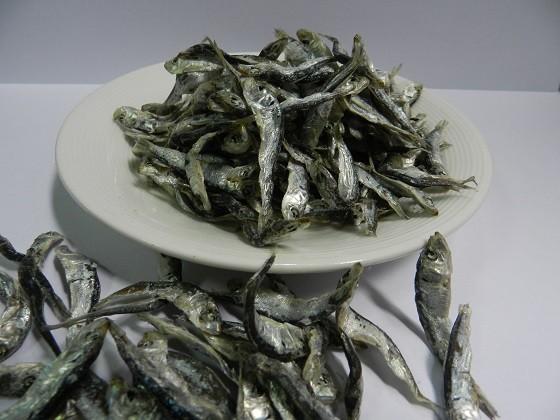 純正澎湖扁小魚乾(無染色、無螢光劑)