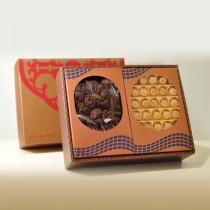 禮盒-招牌埔里冬菇300g+北海道干貝M-25粒入