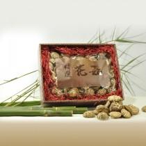 禮盒-特級韓國花菇-菇花面美得不像話-口感就像鮑魚-1000g