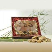 禮盒-特級日本茶花菇-口感Q彈香甜回甘-1000g