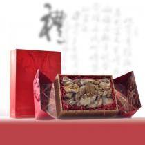 禮盒-特級日本茶花菇-口感Q彈香甜回甘-500g