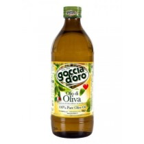 義大利得康純橄欖油-1公升