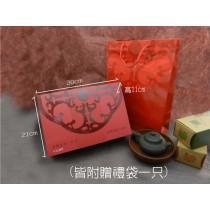 禮盒盒子(小)尺寸標記