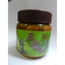 五葉松豆腐乳