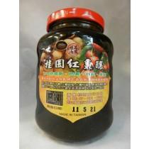 桂圓紅棗釀